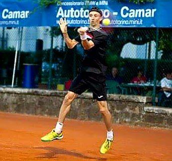 Marco Brugnerotto nella foto