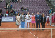 Addio al torneo WTA di Bruxelles