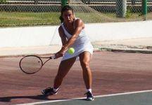 Giulia Bruzzone vince il torneo ITF di Sharm El Sheikh. Seconda vittoria in carriera nel circuito ITF per l'azzurra