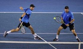 Bob e Mike Bryan n.1 al mondo in doppio