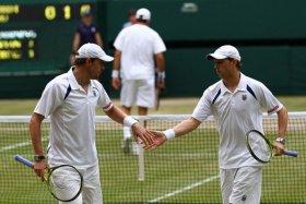 Bob e Mike Bryan al primo posto nel ranking di doppio