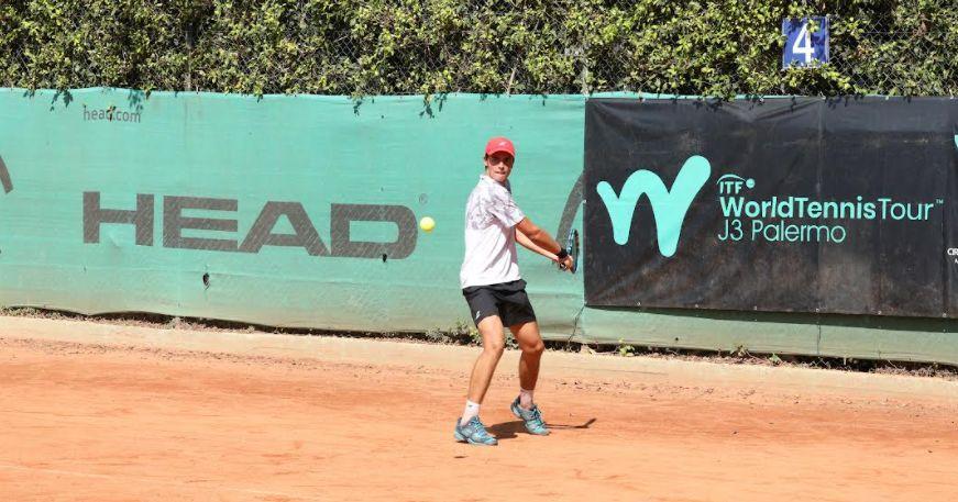 Peter Buldorini nella foto