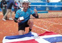 Victor Estrella Burgos, Thomaz Bellucci e la quarta sconfitta del brasiliano in quattro edizioni del torneo di Quito