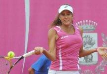 ITF Biella: Nastassja Burnett conquista le semifinali. Battuta la Zahlavova Strycova, testa di serie n.1