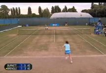 ITF Nottingham: Nastassja Burnett è in semifinale (Video)