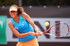 Nastassja Burnett  classe 1992, n.765 WTA