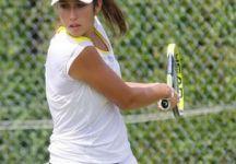 WTA di Roma: Risultati  Pre Quali Day 5. Conclusi i tornei. Wild card per il main draw a Nastassja Burnett