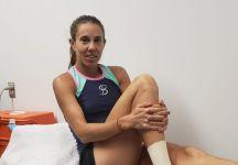 Notizie incoraggianti per Mihaela Buzarnescu: nessuna frattura ossea, ma una lesione di un legamento della caviglia. Salterà gli Us Open