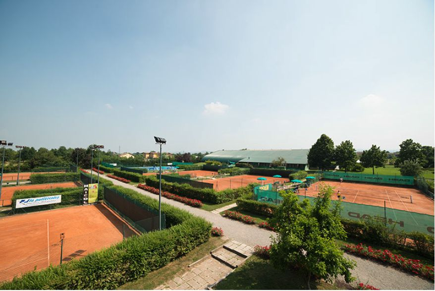 La panoramica del CT Reggio