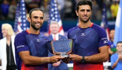 Ranking ATP - Doppio: La situazione di questa settimana. La coppia colombiana Cabal-Farah sono in vetta