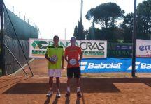 Città di Siena ITF 10.000$ 2014, sconfitto Sakharov: il torneo va a Cachin