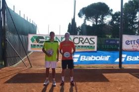 Pedro Cachin vincitore del torneo di Siena