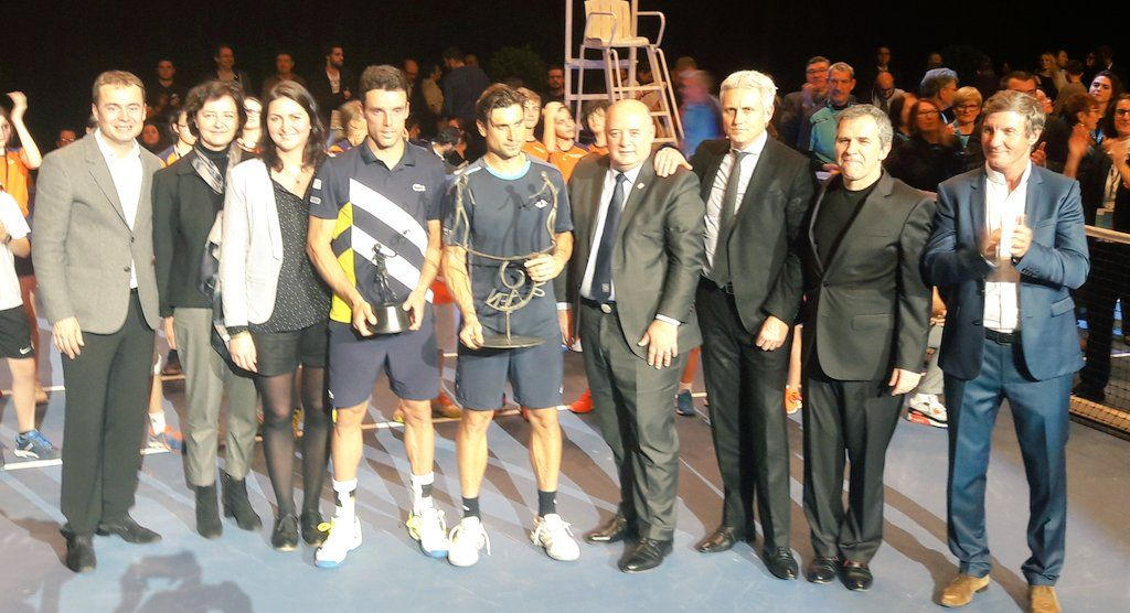 David Ferrer vince l'Open di Caen