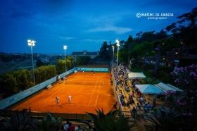 l torneo challenger 2015 di tennis di Caltanissetta parte sotto una buona stella