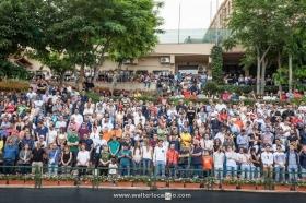 Il pubblico di Caltanissetta