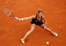 WTA Mosca: Qualificazioni. La Camerin spreca due palle set nella prima frazione e cede alla Svitolina per 6 a 4 al terzo