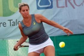 Maria Elena Camerin, classe 1982, n. 198 del ranking mondiale.