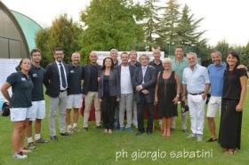 Campionati italiani Under 14 maschili - Memorial Federico Luzzi: Partito il torneo