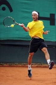 Davide Pontoglio, 23 anni da Rovato (Brescia), è ancora in corsa per un posto nelle pre-qualificazioni degli Internazionali Bnl d'Italia