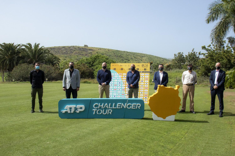Gran Canaria Challenger 1 e 2: Presentazione del torneo. Wild card a giocatori locali