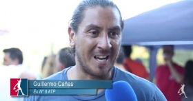 Nella foto Guillermo Canas
