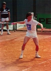 Paolo Canè ha vinto tre titoli del circuito ATP in carriera