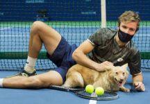 Bella iniziativa a favore dei cani abbandonati al Challenger di Nur Sultan