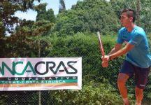 """Intervista a Daniele Capecchi: """"Il mio sogno è quello di entrare tra i primi 100 del mondo. Su Pula """"Secondo me non è un luogo adatto per organizzare tornei di tennis, ma solamente un posto per la villeggiatura"""""""