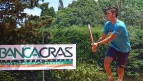 Daniele Capecchi classe 1995, n.864 ATP