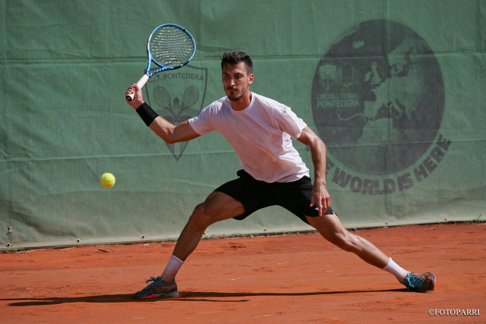 Daniele Capecchi nella foto