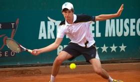 Daniele Capecchi classe 1995, n.1072 ATP