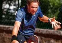 """Il tennista e istruttore Ettore Capello si racconta ai lettori: """"nel 2017 voglio migliorare la mia classifica nazionale e internazionale, compatibilmente con la mia attività da istruttore, e riuscire a mantenere in serie B la squadra della Tirumapifort"""""""