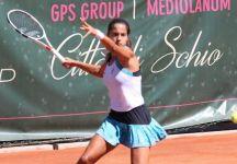 US Open Junior: Monica Cappelletti fuori all'esordio