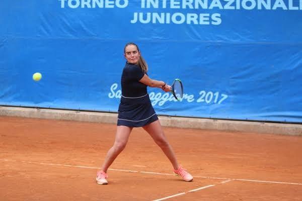 Giulia Carbonaro nella foto