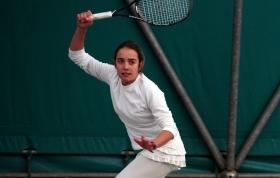 Giulia Carbonaro, vincitrice dell'under 14 femminile