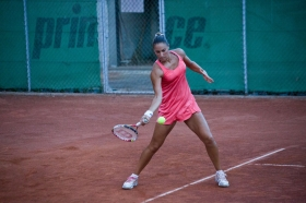 Martina Caregaro classe 1992, n.420 WTA