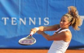 Martina Caregaro classe 1992, n.444 WTA
