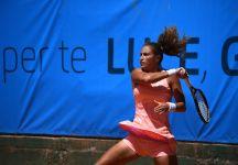 ITF Brescia: Caregaro e Ferrando nei quarti. La numero 3 Haas fuori con polemica