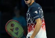 """Finita l'avventura di Liam Caruana alle Next Gen ATP Finals: """"la cosa più importante è che grazie a queste partite ho imparato molto del mio gioco, ora ho più chiaro in mente su quali aspetti devo migliorare per arrivare in alto"""" (con il video della partita con Rublev)"""