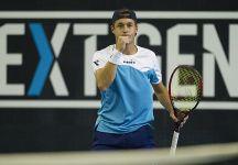 Qualificazioni Next Gen ATP Finals: gran rimonta di Liam Caruana, il romano è in finale