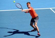 Challenger Launceston e Budapest: Primo Turno Qualificazioni Italiani. Liam Caruana Ok. Avanzano anche Bega e Pellegrino. Fuori Baldi