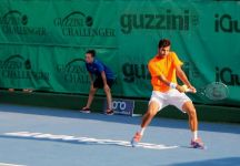 Challenger Stockton: Eliminato al secondo turno Salvatore Caruso (Video)