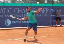 Challenger Fano: Risultati Semifinali. Salvatore Caruso sconfitto