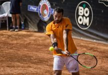 Challenger Szczecin: Salvatore Caruso subito eliminato (Video)