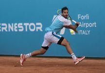 """Challenger Forlì: Salvatore Caruso centra i quarti di finale """"Torneo splendido, bello vedere un po' di pubblico"""""""