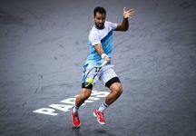 Masters 1000 Parigi Bercy: Salvatore Caruso sconfitta con rammarico. Fuori anche Marco Cecchinato