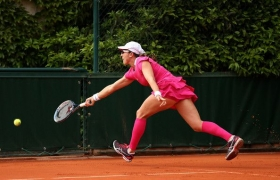 Catalina Castano classe 1979, best ranking n.35 WTA