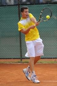 Nicolò Castiglioni, varesino classe 1997, è uno degli undici italiani capaci di superare le qualificazioni - Foto Francesco Panunzio
