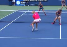 Polemiche nella semifinale di doppio tutta ceca (Video)