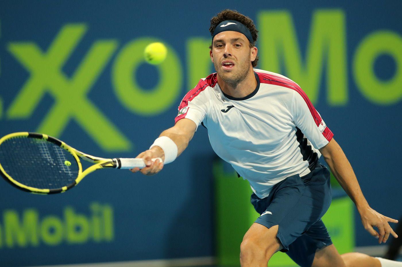 Marco Cecchinato, classe 1992 e n. 19 ATP